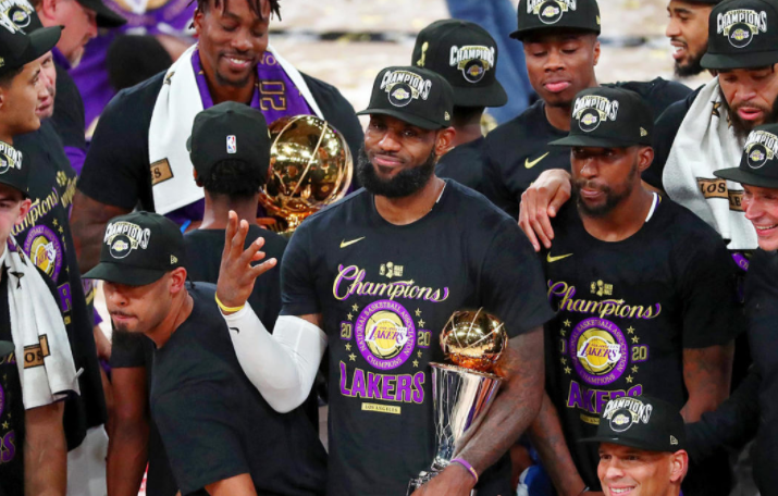 lakers repeat as champs