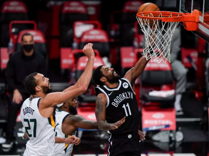 nets vs jazz game recap