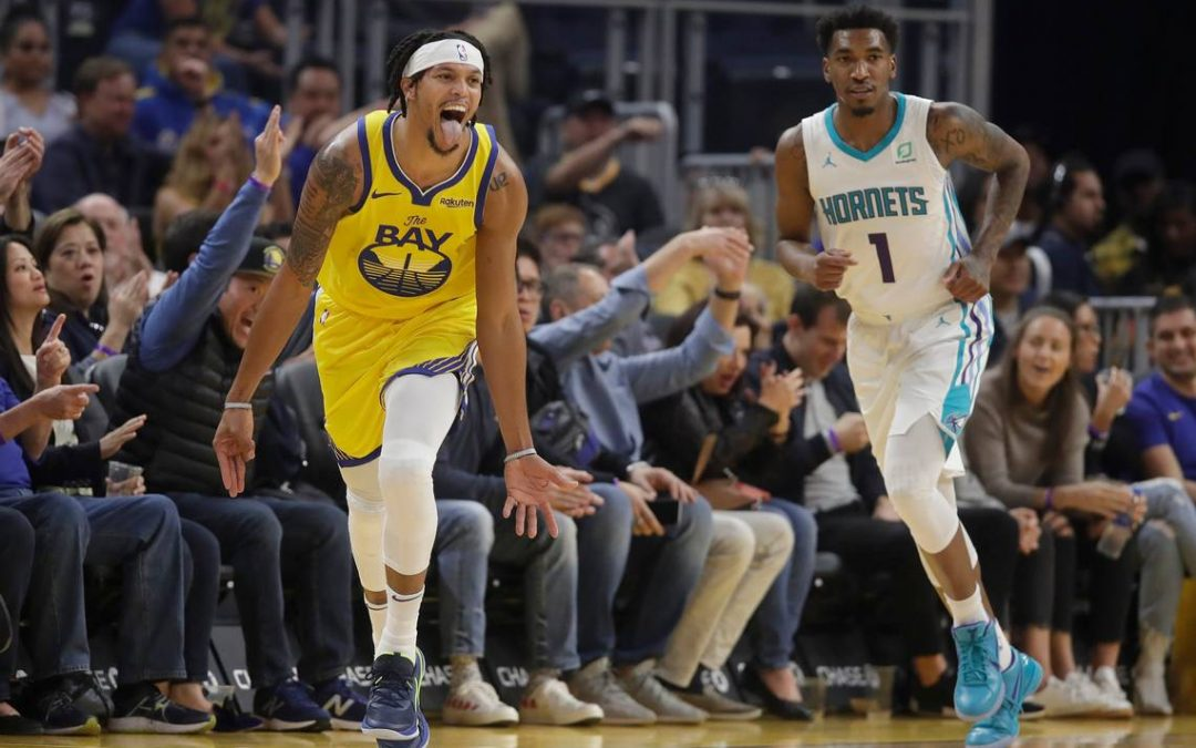NBA Game of the Week: Hornets at Warriors