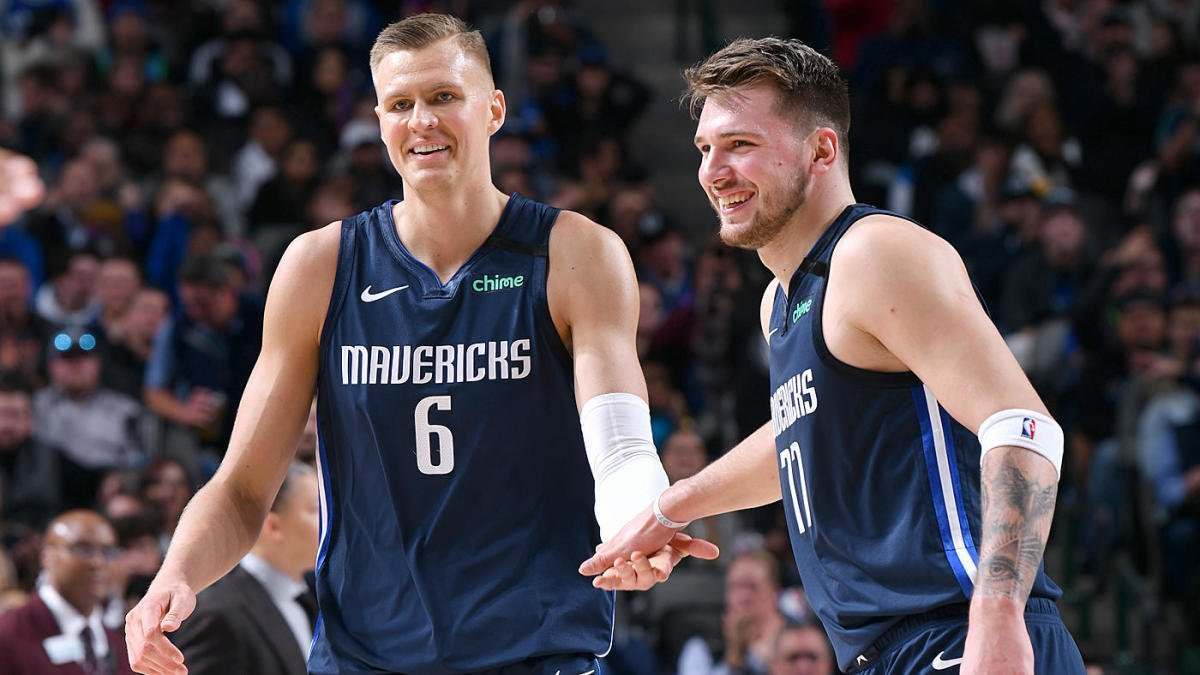 Luka Doncic Leading the Charge for Mavericks third-straight upset