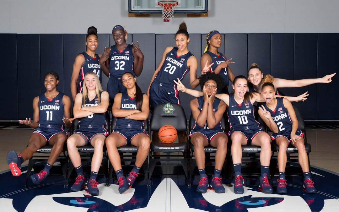 UConn Rising Again: It's Only a Matter of Time Before UConn is Back on Top of Women's College Basketball