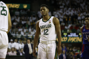 Baylor drops to #3