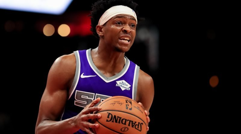 De'Aaron Fox Slept On
