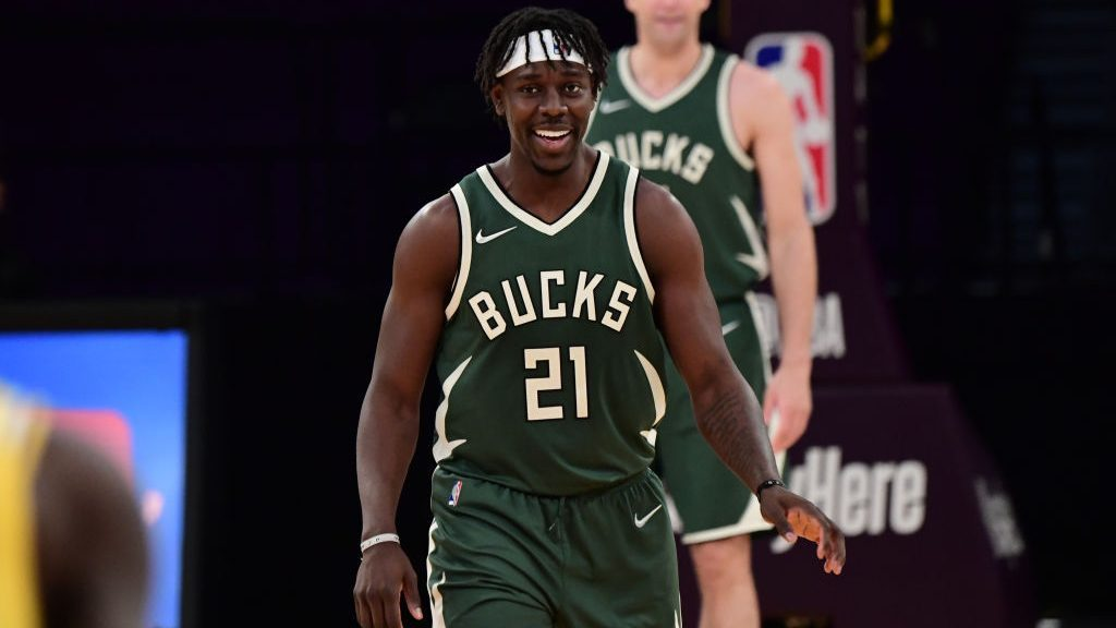 Jrue Holiday Contract Extension