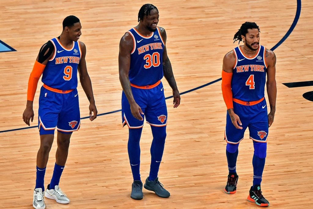 Former Bulls Trio Making a Run Together in New York