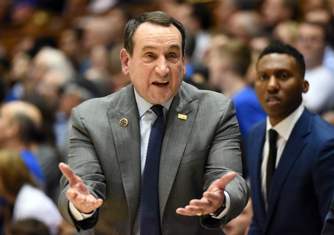 Coach K Replacement