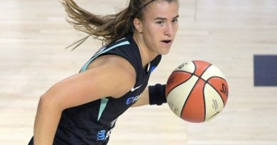 Sabrina Ionescu Potential All-Time Great