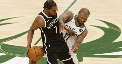Durant Carrying the Weight for the Brooklyn Nets
