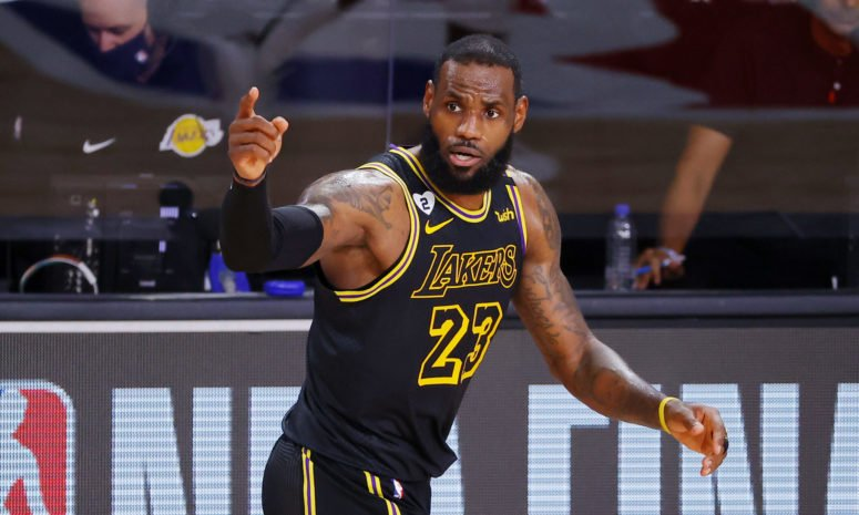 NBA Players Should Stop Whining: An Analysis of LeBron James' Injury Comment