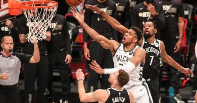 Bucks Beat Nets in Overtime, Advance to Conference Finals