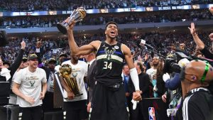 Is Giannis Antetokounmpo the best player in the NBA right now?