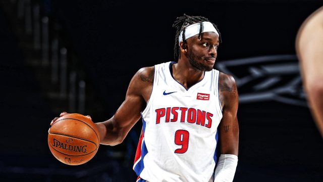 Detroit Pistons Frountcourt Pairing of Cade/Grant Will Be Electric