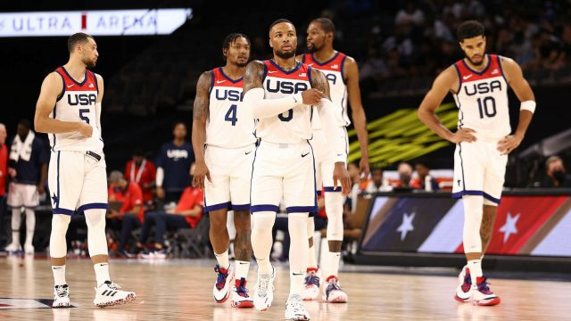 Team USA Looking To Get Off to a Hot Start