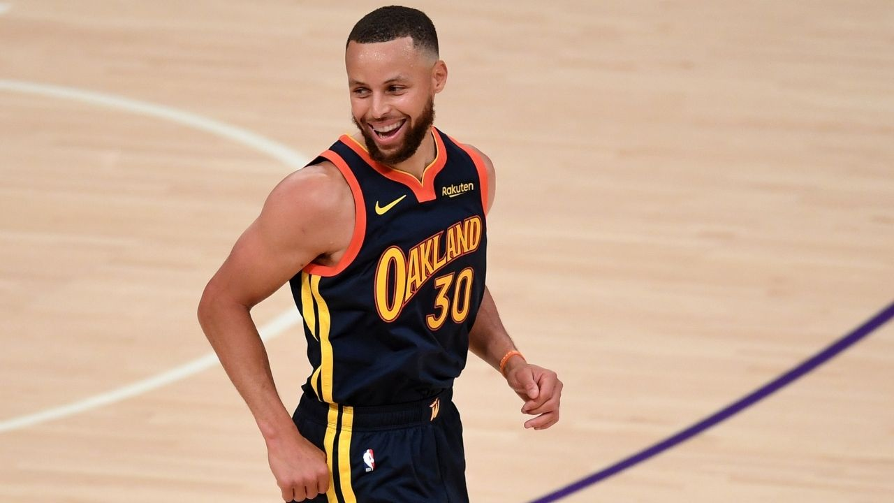 The Warriors Extend Steph Curry