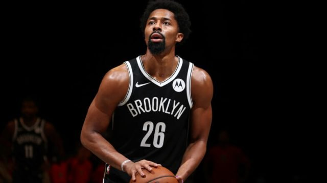 Spencer Dinwiddie Ready to Roll in Washington