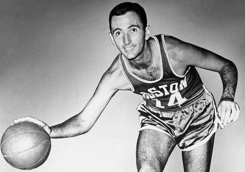 All-Time Point Guards Bob Cousy