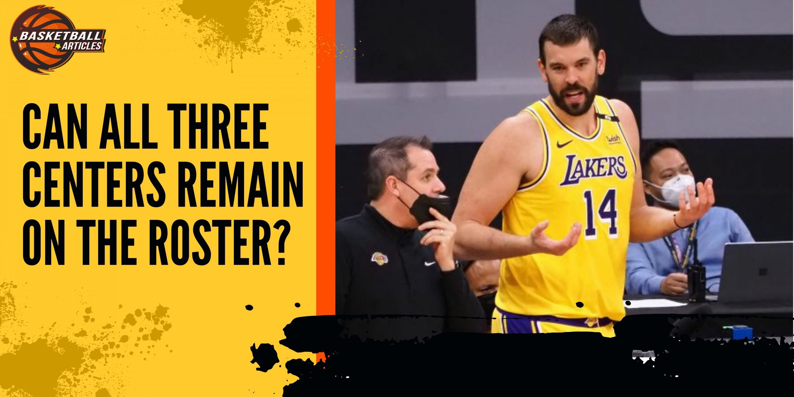 Can All Three Centers Remain on the Roster?