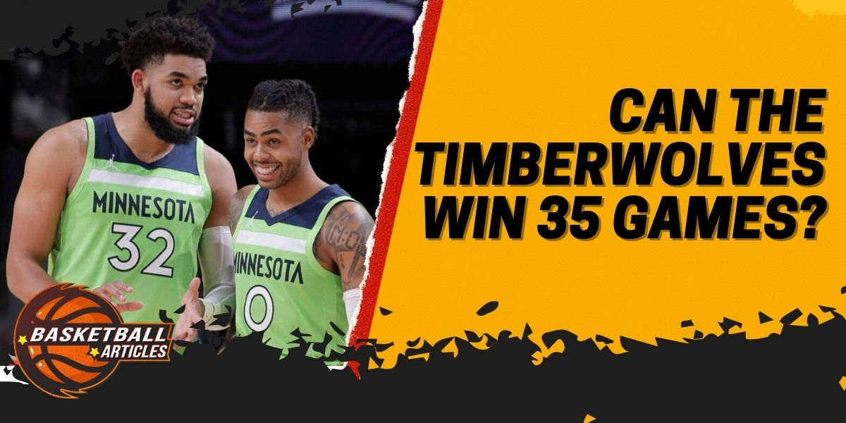 Can the Timberwolves Win 35 Games