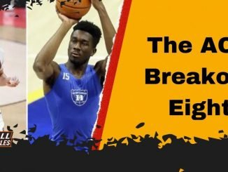 The ACC Breakout Eight